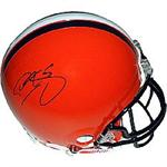 Full Size  Authentic  Helmets Autographed